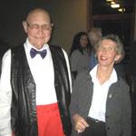 Unsere Fahnenpaten: Sonja Kaiser-Tosin und Franz Bobst
