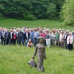 Frühlingsfahrt ins Frau-Holle-Land (Foto: Erich Hohn)