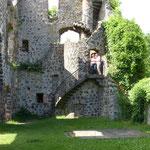 Burg Staufenberg (Foto: Hans Pfaff)