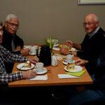 Treffen in Hotel Köhler (Foto: Hans Pfaff)