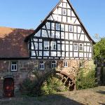 Führung durch die mittelalterliche Altstadt von Büdingen (Foto: Erich Hohn)