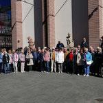 Frühlingsfahrt der Sparkassen-Senioren nach Frankfurt (Foto: Erich Hohn)
