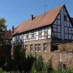 Führung durch die mittelalterliche Altstadt von Büdingen (Foto: Hans Pfaff)