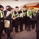 2012 Canti d'Avvento al Mercatino di Natale di Egna