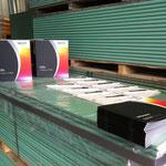 umfangreiche Unterlagen für die Teilnehmer des Workshops