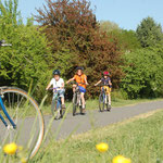 villeneuve sur lot cycling paths