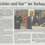 Schwäbische Post, 11.02.2015