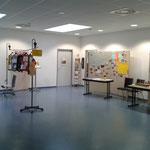 fairtrade-Ausstellung Rundumblick