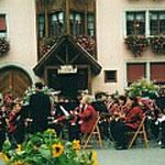 Musikreise Wilchingen 2000