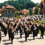 Uniformenweihe Ursenbach 1992