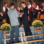 Gemeinschaftskonzert mit Posaunenchor Walterswil-Oeschenbach