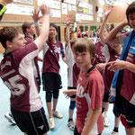 Geschafft !!! Die Schüler sind Deutscher Meister 2010 !!!