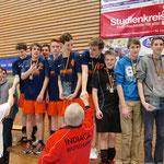 Wer möchte da nicht gratulieren: Dritte Deutsche Meisterschaft in Folge!!!