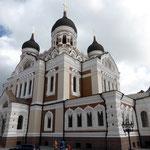 Beeindruckend: Die Aleksander-Nevskij-Kathedrale