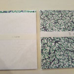 marble paper pad (¥582)