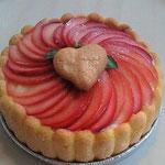 りんごのシャルロット