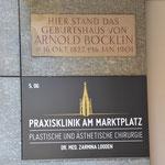Sie finden uns an der Gerbergasse 4 in Basel.