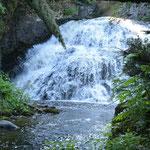 cascade de Ste Irénée
