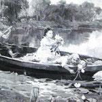 «Дети в лодке»