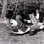 «Кот, Петушок и Лиса», 1968