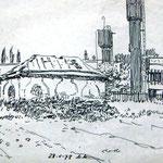 «Яготин», 1978, линогравюра