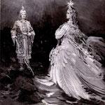 «Царевна-лебедь», 1957
