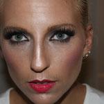 Abend, bzw. Event Make up (Die Farben sind immer nur ein Beispiel für viele Möglichkeiten