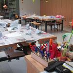 """Projekt """"Natürlich für Kinder"""" Workshop """"Farben der Natur"""""""