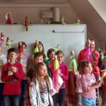"""Projekt """"Natürlich für Kinder"""" Workshop """"Gemüsetheater"""""""