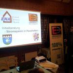 Ergebnisse ... vorgetragen durch Josef Gruner (ENA)