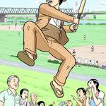 寅スト展'13「江戸川河川敷」
