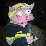 Feuerwehrschwein