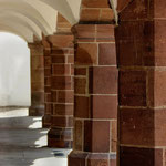 Säulengang am Ratskeller