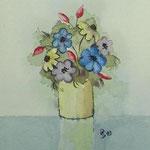 Blumen (Aquarell)