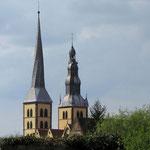 Die Türme von St.Nicolai
