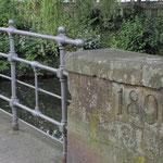 Brücke an der Breiten Staße