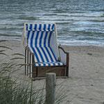 Strandkorb in Zingst
