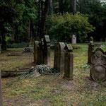 Alter Friedhof am stumpfen Turm