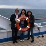 Trio Infernale auf Kreuzfahrt