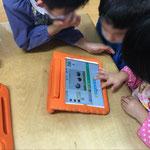幼稚園でのICTタイム,ICTスクールNEL,幼稚園でのプログラミング,