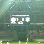 Am Ende stand ein verdienter 3-0 Heimsieg