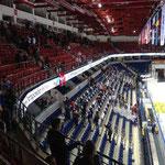 Die Chizhovka Arena von innen