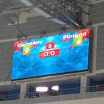 ...über den 4-0 Sieg gegen Deutschland!