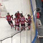 Tor für Team Canada im letzten Drittel