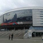Die Minsk Arena...