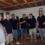 Klapa Treffen - Cista Velika - Warm up bei Dubi