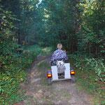 Rollstuhlpanzer