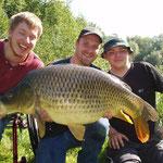 Handicap - Angler mit dem größten Laichfisch des Sees