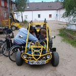 Handicap Buggy