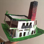 Traumhaus aus Pappe von Vito